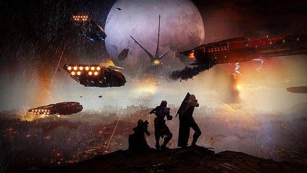 Beste Xbox One Spiele 2017: Destiny 2