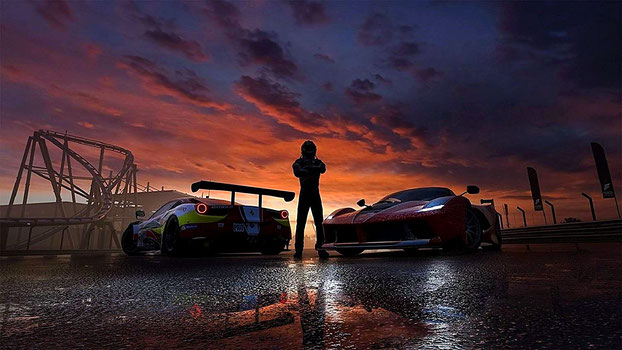 Beste Xbox One Spiele 2017: Forza Motorsport 7