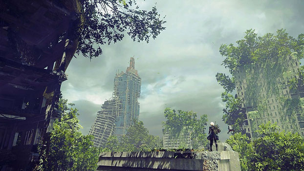"Beste PC-Spiele 2017: ""NieR: Automata"""