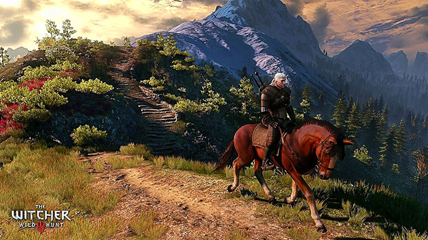 Xbox One Spiel: The Witcher 3: Wild Hunt - Game of the Year Edition