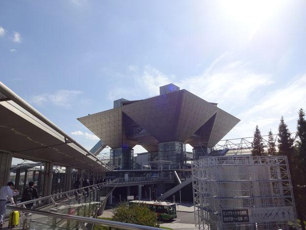 国際メガネ展IOFT会場『東京ビッグサイト』