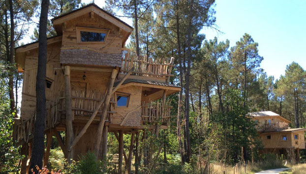 Center Parcs boomhut