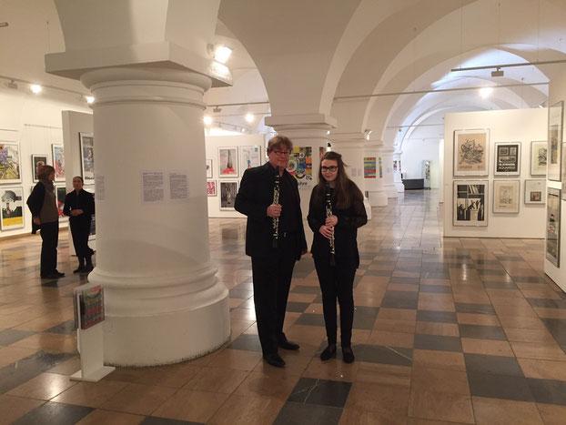 """Das Museum """"Junge Kunst"""" 50 Jahre Ausstellungen"""