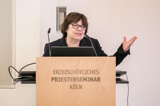 Marlies Gemein, die Geschäftsführerin der KAG Müttergenesung, geht Ende des Jahres in den Ruhestand.