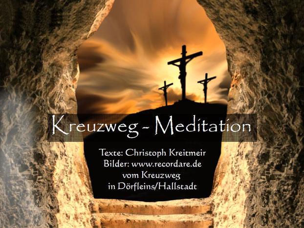 Kreuzweg-Meditation 2017