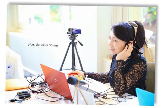 model : マッカイ清美さん