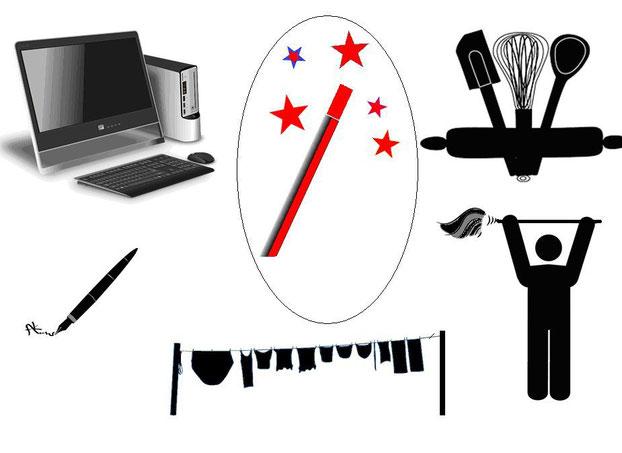 immer aufger umt die besten tipps f r einfach ordnung halten im haushalt organisation b ro. Black Bedroom Furniture Sets. Home Design Ideas