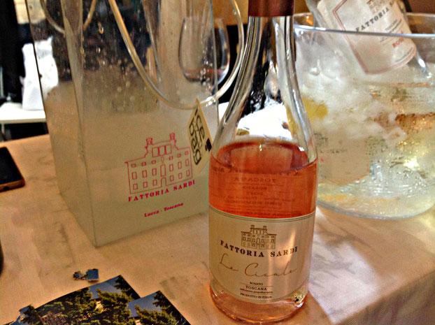Rosa, giallo e arancio. Etesiaca itinerari di vino blog