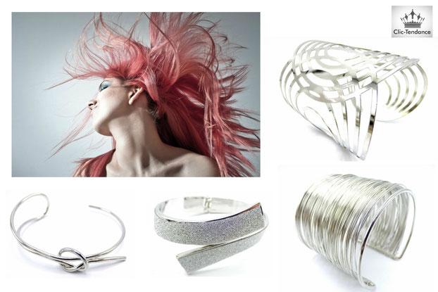Manchette Femme - Bracelet Fantaisie