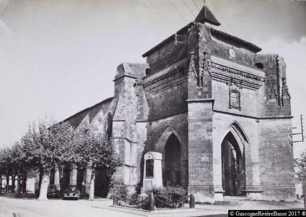 Eglise Notre Dame de Beaumarchès Gers