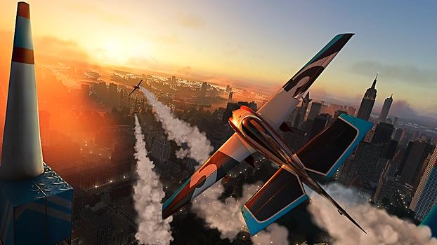 The Crew 2: Flugzeug-Rennen