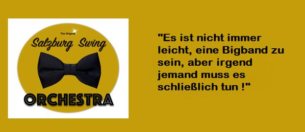 Zitat: Florian ALBER, Bandleader