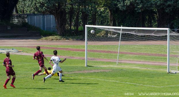 Edoardo Chirico sigla il 2-0