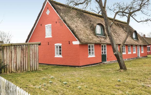 Das Haus in Sønderho auf Fanø