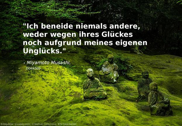 Japanische Weisheit des Miyamoto Musashi