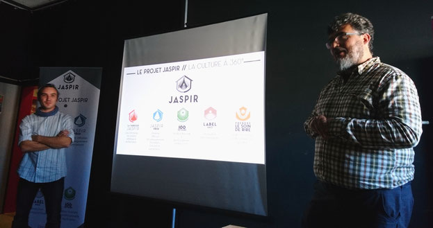 Le projet JASPIR