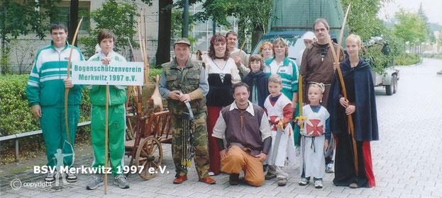 Foto - Margarethenfest 2010 - BSV Merkwitz