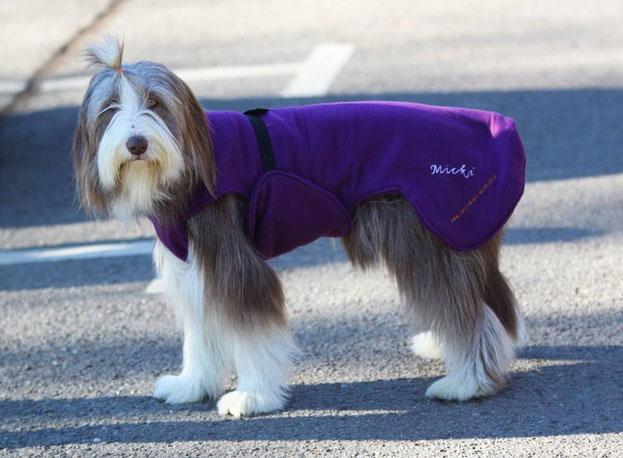 Micki´s toller Mantel von Marie Pacher :-)