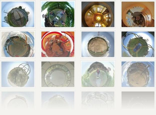 Facebook-Planeten-Galerie