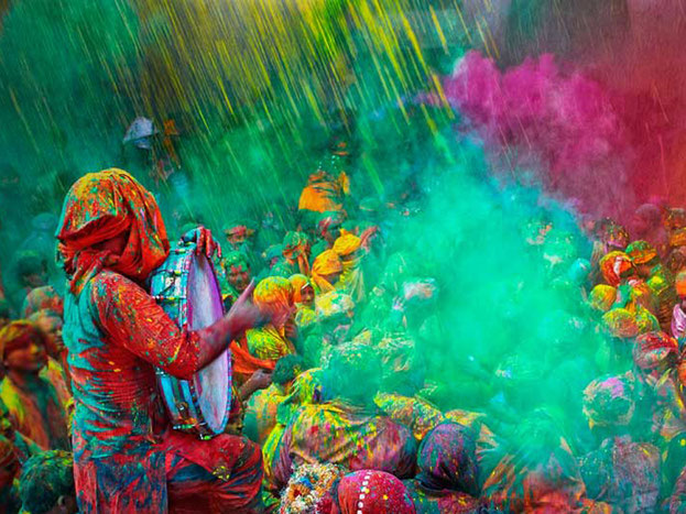 The 5 Best Festivals In The World To Get Dirty