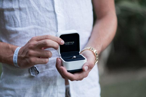Heiratsantrag proposal