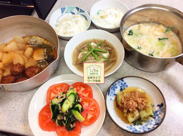 大阪・兵庫の家政婦家事代行サービス|食事作りなら女性ライフワーク協会にお任せください