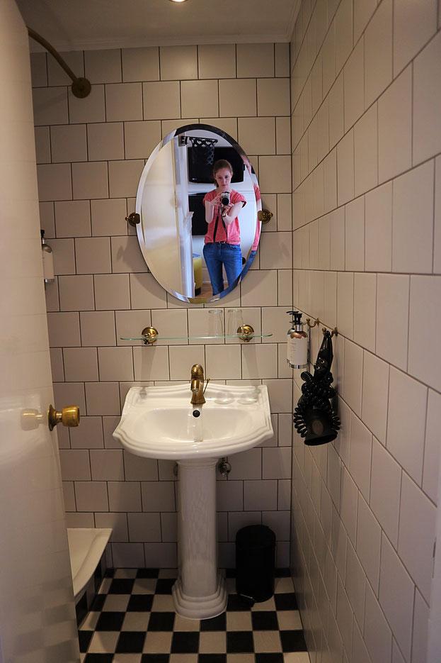 Wastafel badkamer