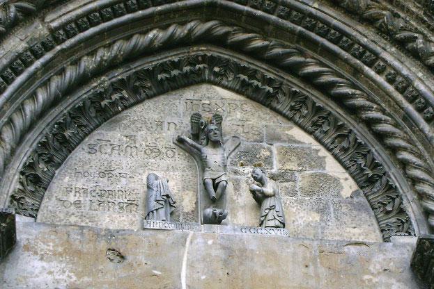 Francesco Perrini Crocifissione Chiesa Santa Maria Maggiore Lanciano