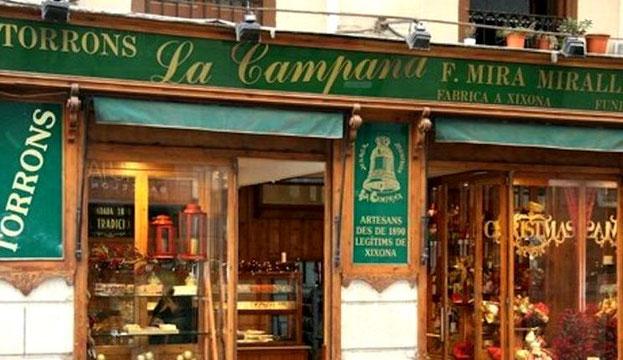 La Campana - лучшие турроны ручной работы