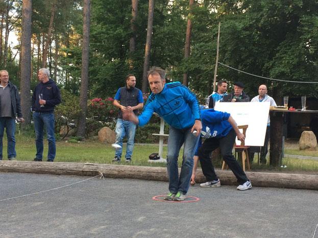 Jan Heckendorf vom Team Röders konnte im Finale dem Sieger nichts entgegensetzen