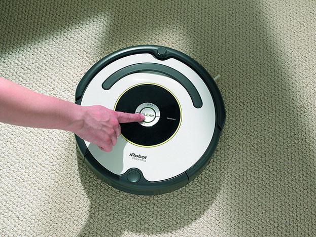 iRobot Roomba Staubsauger Roboter ,Saugroboter test, der Startkopf