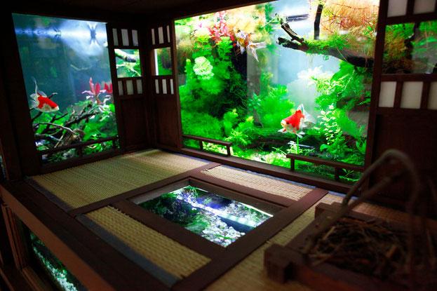 まずは入口に【日本一に輝いた作品】がお出迎え。