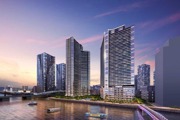 新社屋!2024年開業予定!!2028年完全完成予定!!!