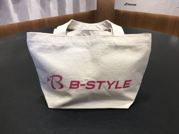 B-STYLE入り(ピンク)♪