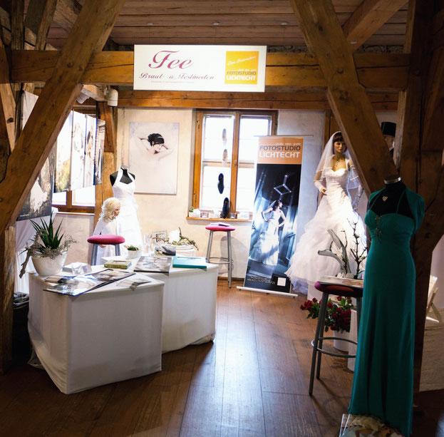 Fee Brautoden Hochzeitsmesse Wasserschloss Klaffenbach