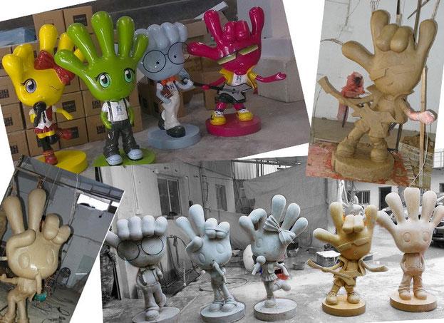 Custom Statues