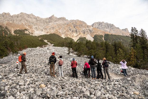 trekking en groupe avec Un Monde