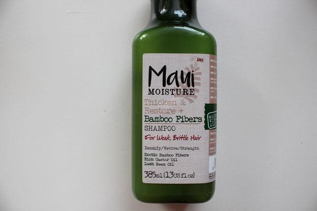 Maui Moisture Thicken & Restore Bamboo Fibers Shampoo