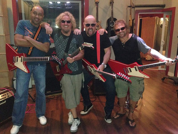 Sammy Hagar & The Circle Band