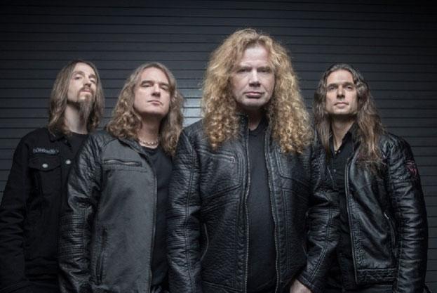 Megadeth Band 2019