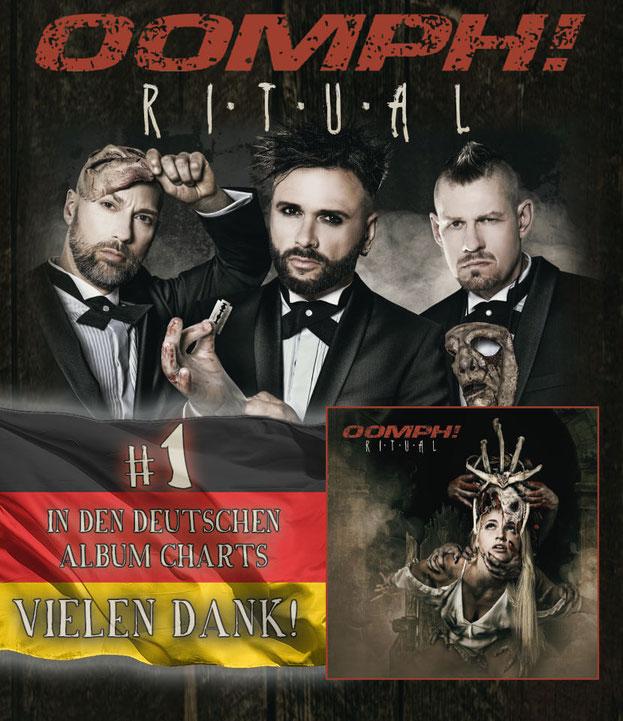Oomph! Ritual Albumcover