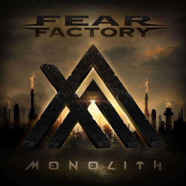 Fear Factory Monolith Albumcover