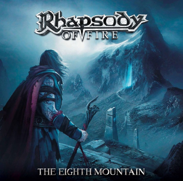 Rhapsody Of Fire The Eight Mountain Cover