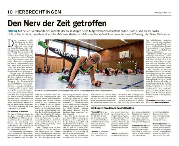 Quelle: Heidenheimer Zeitung vom 29.05.2018