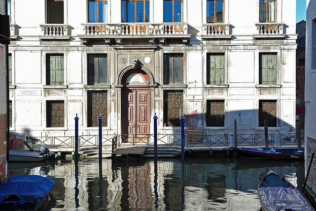 Palazzo Spiegelung