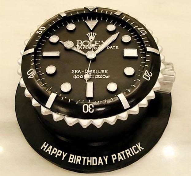 pastel para fiesta de hombre