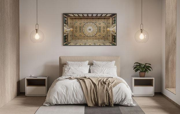 Wandkunst / Spiegelsaal