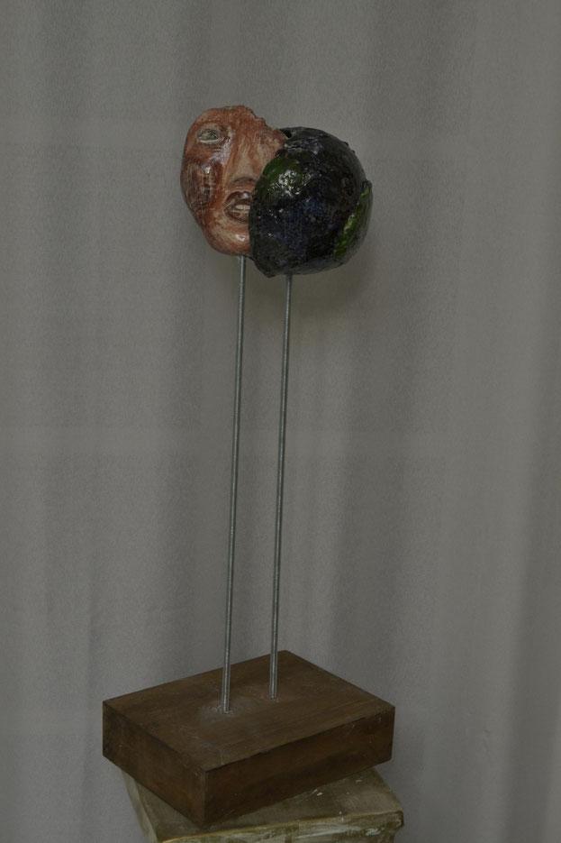 escultura- arcilla-