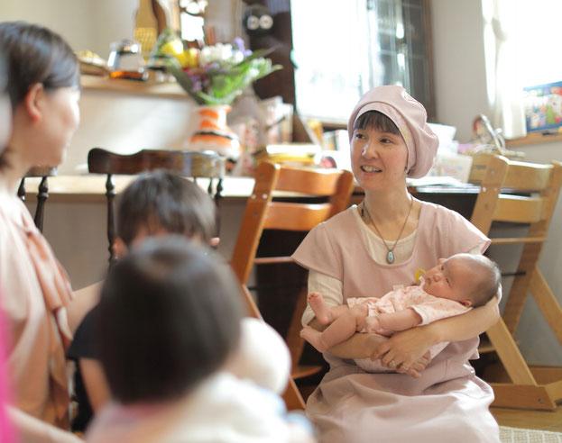 産後ドゥーラ, 北海道, わたなべふみこ, ドゥーラ協会, 育児相談, 産前産後, ケア