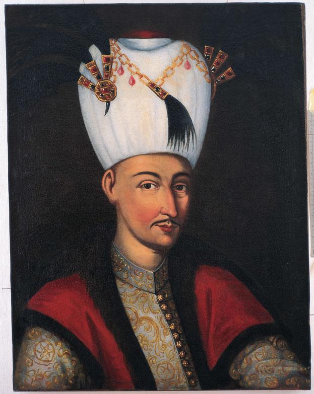 Sultan Mehmed IV.